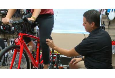 Bicycle Fit Is the Place to Start