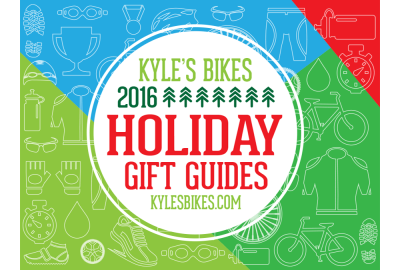 Kyle's Bikes 2016 Holiday Gift Guides
