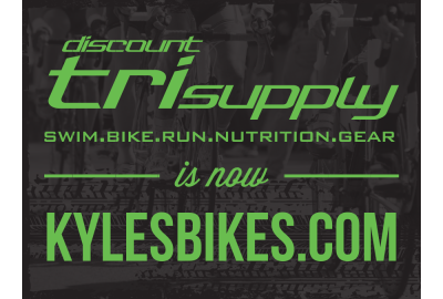 Discount Tri Supply is now Kyle's Bikes
