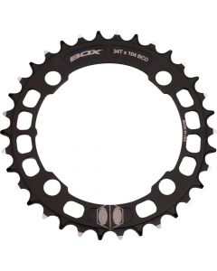 BOX Components Cosine Narrow-Wide 104mm BCD Chainring